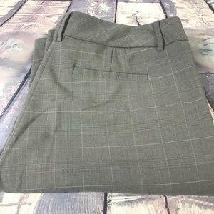 New York & Company Pants - 🎉SALE NY&CO Grey Dress Pants w/pink pinstripe 6L